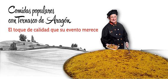 Comidas populares en Aragón