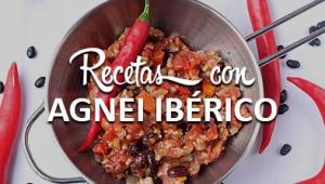 Recetas con Agnei Iberico