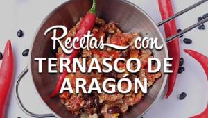 Recetas Ternasco de Aragón