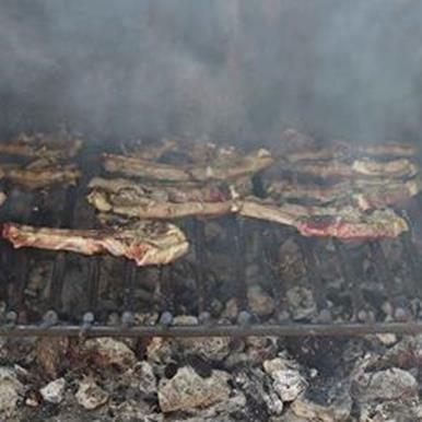 Costillas de Ternasco de Aragón a la brasa