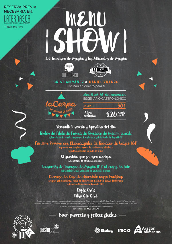 menu-show-carpa-ternasco