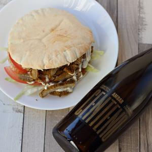 Kebab Ternasco de Aragon