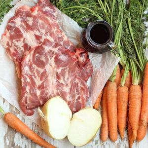 Ingredientes para preparar Canelones de Carrillón de Ternasco de Aragón