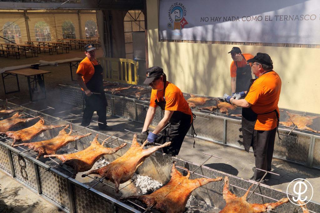 Comidas Populares Ternasco de Aragón