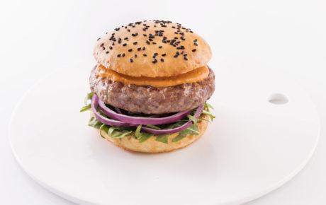 hamburguesa cordero 100% natural