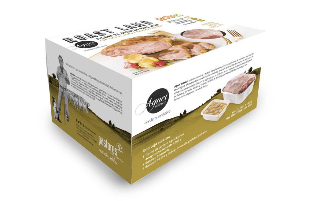 pack navidad roast lamb