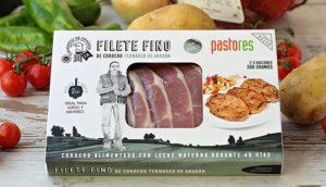 Filete fino peso fijo Ternasco de Aragón