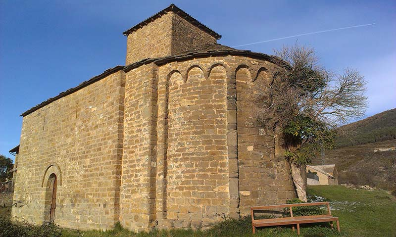 Iglesia de Asieso (Huesca)