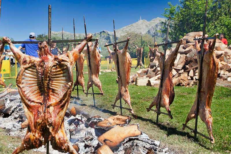 fiesta cordero asturias