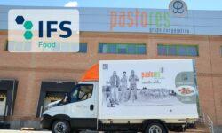 Pastores renueva el Certificado de Seguridad Alimentaria IFS food